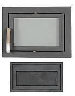 Комплект дверец для каминопечи SVT 502-533