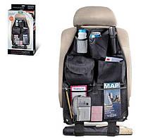 Качественный органайзер на спинку для авто (Auto Seat Organizer)