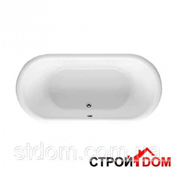 Акриловая ванна овальная Riho Seth BB22