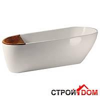 Ванна овальная композитная Kerasan Aquatech 3750