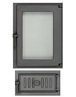Комплект дверец отопительно-варочной печи SVT 505-433