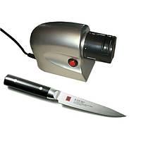 Полезная электрическая точилка для ножей, ножниц