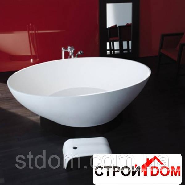 Овальная отдельно стоящая ванна Kolpa-San Tristan 196