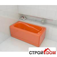 Цветная прямоугольная ванна Artel Plast Искра