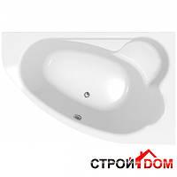 Акриловая ванна Cersanit Kaliope 153x100 правосторонняя