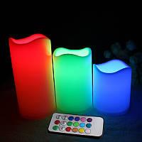 Необходимый набор электронных свечей Scented Candles