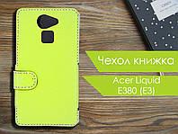 Чехол книжка для Acer Liquid E380 (E3)