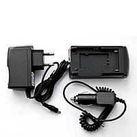 Зарядное устройство для фото PowerPlant Olympus Li-40B, Li-42B, Casio NP-20, EN-EL8, KLIK-7000, NP-F