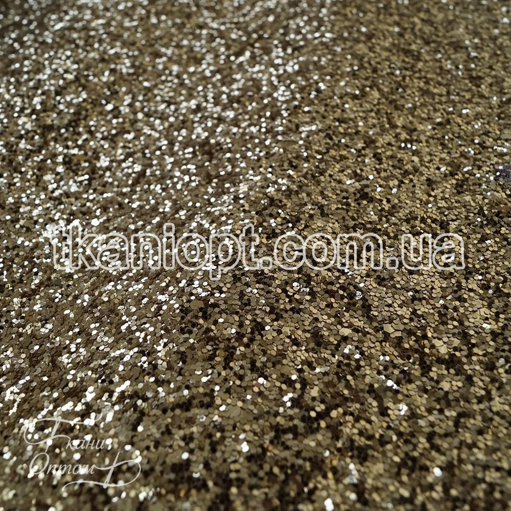 87f818468fa7f Ткань Ткань глиттер на хб основе (золото) представлен в магазине ...