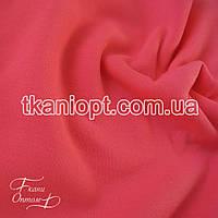 Ткань Трехнитка с начесом Турция (неон-розовый), фото 1