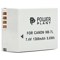 Аккумулятор к фото/видео PowerPlant Canon NB-7L (DV00DV1234)