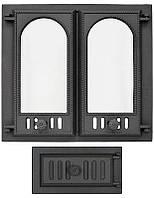 Комплект дверок для камина SVT 400-432