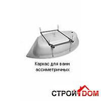 Каркас для ассиметричной ванны Artel Plast Флория