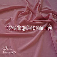 Ткань Трикотаж масло (розовый)