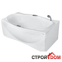 Акриловая ванна Doctor Jet Patty-B 180*86/99 фурнитура хром