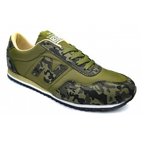 Кроссовки New Balance 395 Green Camouflage