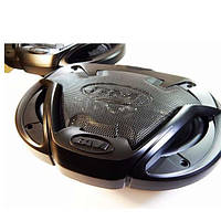 Автомобильная акустика, колонки Boschmann XJ1-G969T4 (500W) 4х полосные