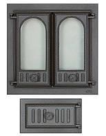 Комплект дверец для камина не герметичный SVT 401-432