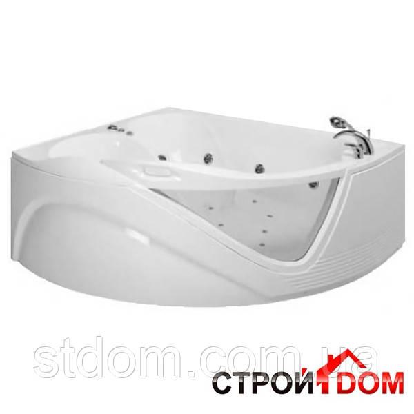 Ванна акриловая Balteco Duo Lumina S1 правосторонняя
