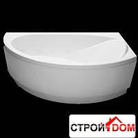 Асимметричная акриловая ванна Rialto Lugano 1700x865 R правосторонняя