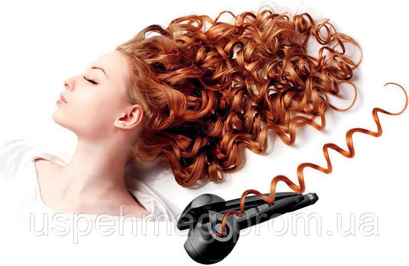 """Прибор для завивки волос стайлер Sonax SN-1000A Professional Auto Hair Curler - Интернет магазин """"Uspeh"""" в Киеве"""