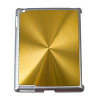 "Чехол для планшета Drobak 9.7"" Apple iPad3 Aluminium Panel Gold (210223)"