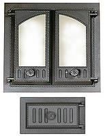 Комплект дверец для барбекю SVT 403-432