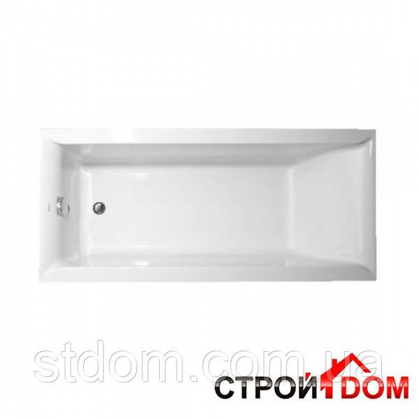 Прямоугольная акриловая ванна Vagnerplast Veronela 160 VPBA167VEA2X-01/NO