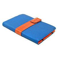 """Чехол книжка - подставка для планшетов универсальный 7"""" Grand-X Jersey 725 Blue UTC - JR725BL (UTC -"""