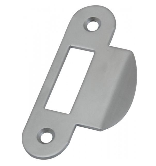 Відповідна планка до замків AGB з язичком матовий хром B01000.13.34