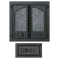 Комплект дверец для каминных печей SVT 404-432