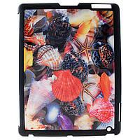 """Чехол для планшета Drobak 3D для Apple iPad 2/3/4 """"Ракушки"""" (930209)"""