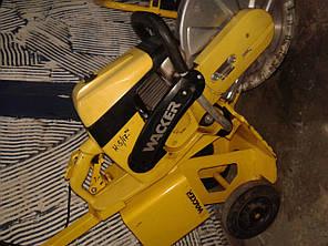 Бензиновая дисковая пила Wacker Neuson.BTS1035,L3,10кг, фото 2