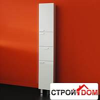 Шкаф - пенал с дверцей и ящиками Kolpa-San Gea G 1801 (белый)