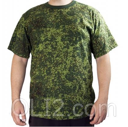703da1b6 Мужская футболка камуфляж пиксель милитари хаки - OLI2.com в Киеве