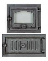 Печной комплект дверок SVT 470-433