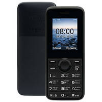 Мобильный телефон Philips Xenium E106 Dual Sim Black 1050 мАч