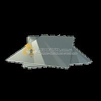 Алюминий листовой, 740х565х0,3 мм, б/у