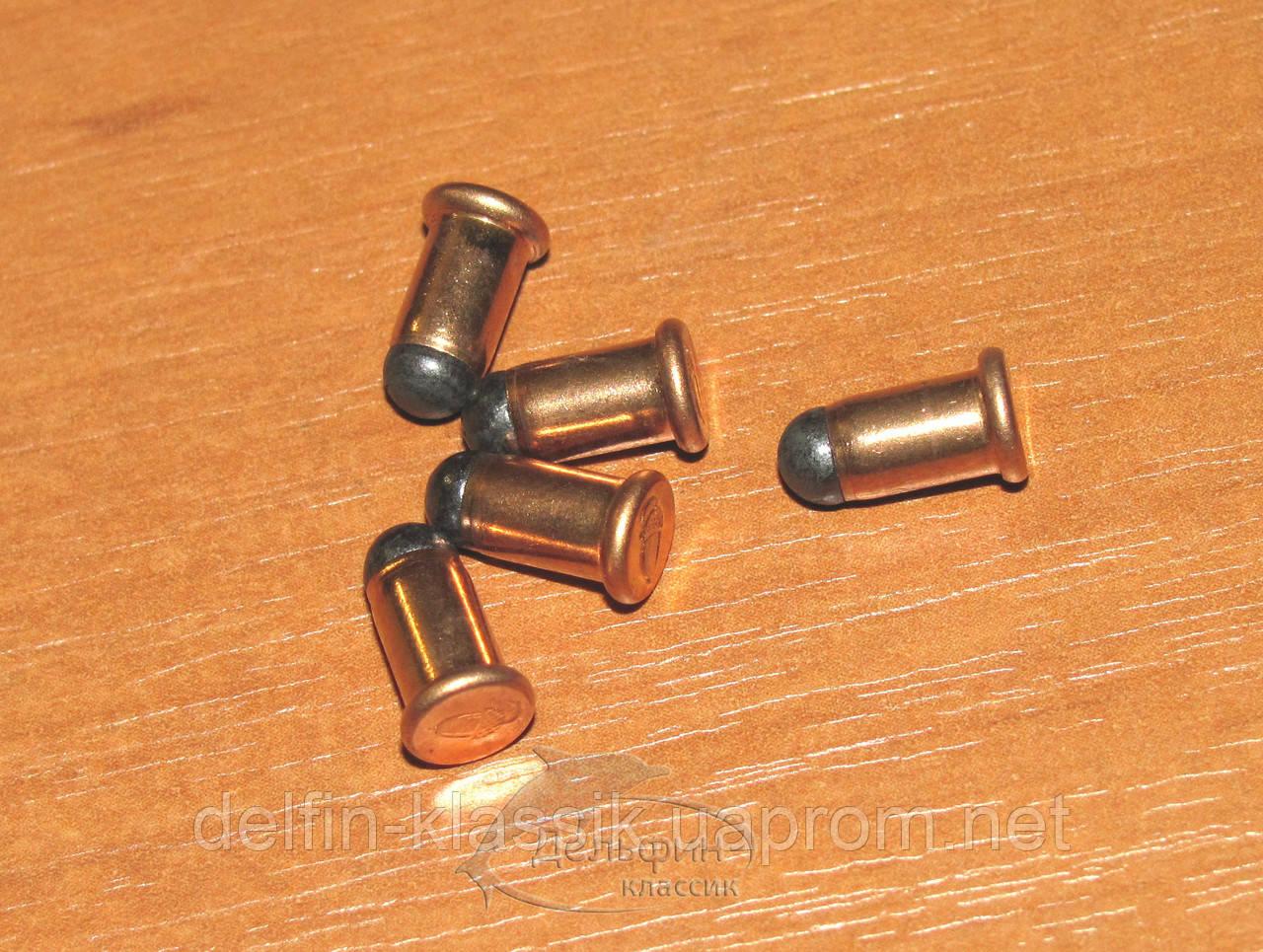 """Патроны Флобера Dynamit Nobel Flobert 4 mm 0.5 г 1 шт - интернет-магазин """"Дельфин-Классик"""" в Шостке"""