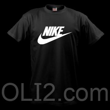 Мужские спортивные футболки NIKE найк