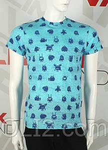 Мужские футболки спортивные дизайнерские  17F12  Abercrombie & Fitch