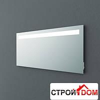 Зеркало с подсветкой, розеткой и выключателем Kolpa-San Jolie OGJ 120