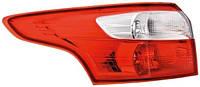 фонарь задний левый наружный универсал Ford Focus 3