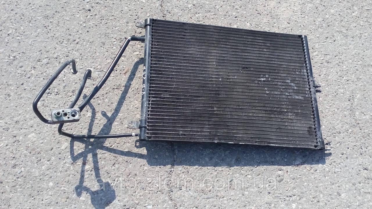 Радиатор кондиционера Opel Vectra B, Опель Вектра Б 2,0 D.