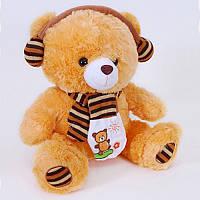 Мягкая игрушка Мишка Люсьен ( медведь, медвежонок) 34 см Копиця00711-6