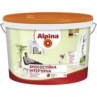 Краска Alpina Износостойкая интерьерная B3 1 л N50101613