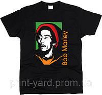 Bob Marley 06 Футболка