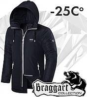 Braggart 'Black Diamond'. Парка зимняя 3101 графит