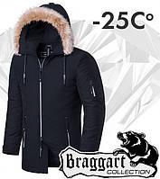 Braggart 'Black Diamond'. Парка зимняя 9016 графит, фото 1