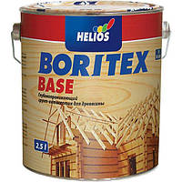 Грунт-антисептик Helios Boritex Base 0.75 л N50202407